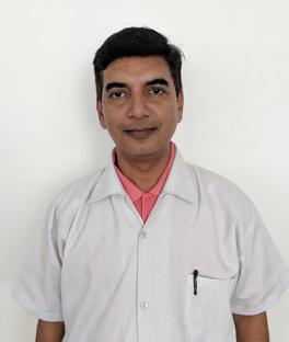 Dr. Ajit Bhavsar - Head of R&D, PhD