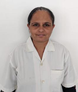 Ms. Vaishali Panchal - Head Of Qc