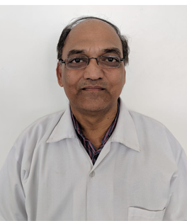 Mr. Parashat Vaishnav - Head of Technical & Regulatory
