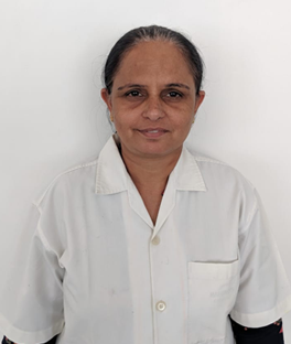 Ms. Vaishali Panchal - Head Of Qc